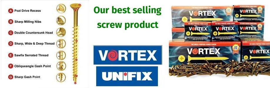 Vortex Professional Screws