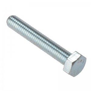 Set Screws - Zinc Plated
