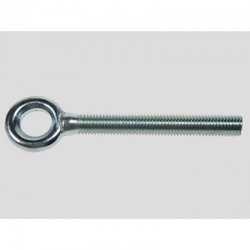 Forged  Eye  Bolts  Zinc  &  Clear