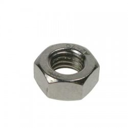 Full  Nuts  Stainless  Steel