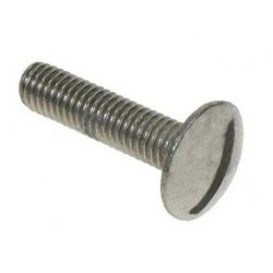 Slotted  Pan Head  Machine  Screws  Stainless  Steel  [Grade  304  A2]