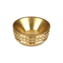 TwinQwik  Brass  Turned  Screw  Cups