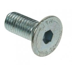 M12x35 Csk Socket Had Screw Galvanised (Pack of 1)