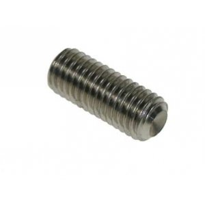 Cup Point Socket Set Screws - Stainless Steel