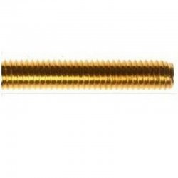 Threaded  Bar  -  Brass  Mild Steel