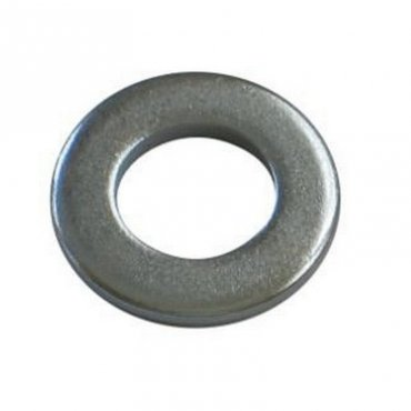 M20 Form 'A' Flat Washers Zinc Plated (Pack of 5)