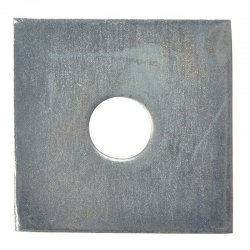 Square  Plate  Washers  Galvanised..