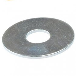 Repair  /  Penny  Washers  Zinc  Plated