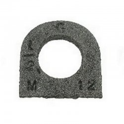 M20  Taper  Washers  -  Zinc  Plated