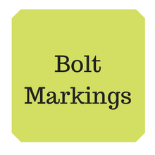 Bolt grade markings & strength