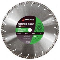 Premium  Quality  Diamond  Blades  -  Hard  Materials