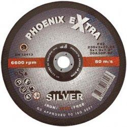 Phoenix  Silver  Ali  Metal  Cutting  /  Grinding  Discs