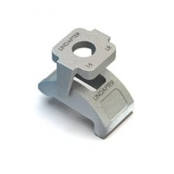 Lindapter  LR  Clip  and  Saddle  Zinc  Plated