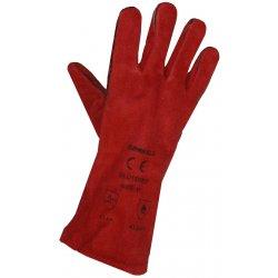 Welders Gauntlet - Red