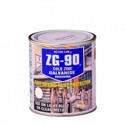 ZG90  Zinc  Galvanise  Brush  On  Application